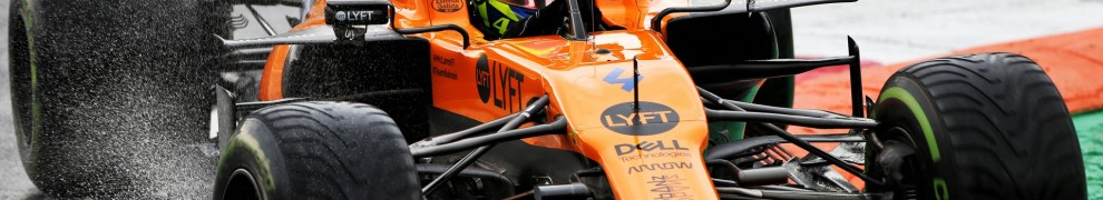 Lando Norris, McLaren Renault, MCL34