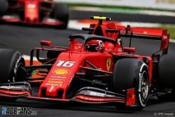 Charles Leclerc, Scuderia Ferrari, SF74H