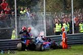 Daniil Kvyat, Scuderia Toro Rosso, STR14