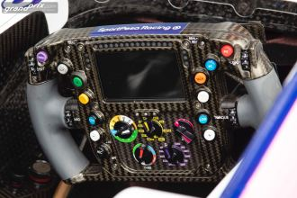 The Steering Wheel for SportPesa Racing Point F1 Team, RP19