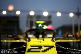 Renault F1 Team, R.S.19