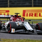 Kimi Raïkkönen, Alfa Romeo Racing, C38