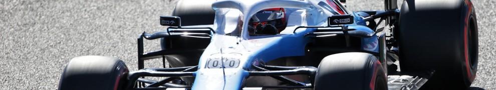 Robert Kubica, Williams F1 Team, FW42
