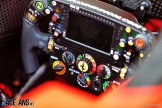 Steering Wheel for the Scuderia Ferrari SF74H