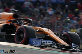 Carlos Sainz Jr, McLaren Renault, MCL34