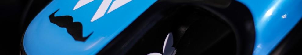 Detail of Williams F1 Team FW42