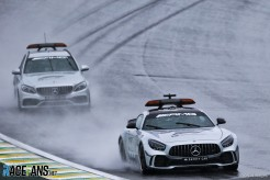 F1 Safety Car and F1 Medical Car