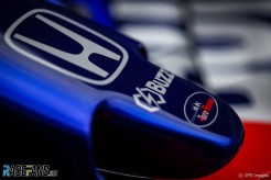 A Part of the Scuderia Toro Rosso STR14