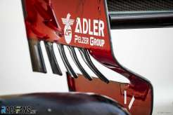 A Detail for the Alfa Romeo Racing C38