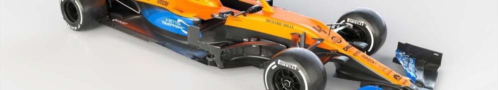 McLaren F1 Team, MCL35