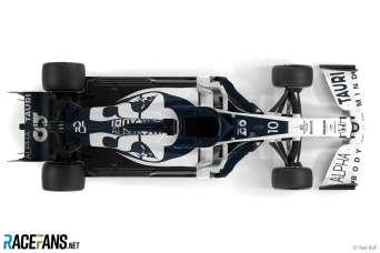 Scuderia Alpha Tauri Honda AT01
