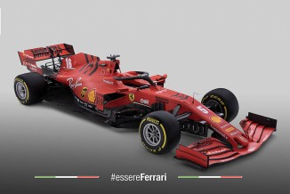 Scuderia Ferrari Mission Winnow SF1000