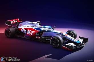 Williams F1 Team FW43