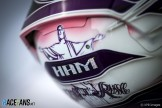 Helmet for Lewis Hamilton