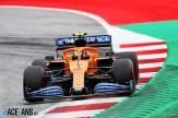 Lando Norris, McLaren Renault, MCL35