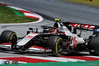 Kevin Magnussen, Haas F1 Team, VF-20