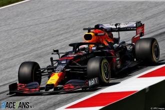 Max Verstappen, Red Bull Racing, RB16