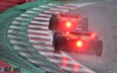 Carlos Sainz Jr. and Lando Norris, McLaren Renault, MCL35