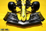 The Front Wing on the Renault F1 Team R.S.20