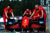 The Scuderia Ferrari SF1000 for Sebastian Vettel