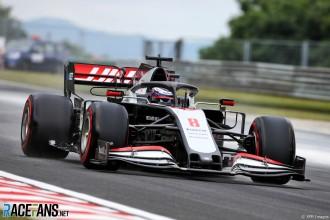 Romain Grosjean, Haas F1 Team, VF-20