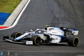 Nichoals Latiffi, Williams F1 Team, FW43
