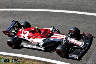 Robert Kubica, Alfa Romeo Racing, C39