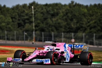 Nico Hülkenberg, BWT Racing Point F1 Team, RP20