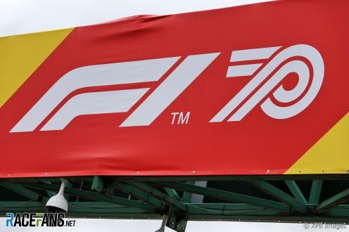 F1 70th Anniversary Grand Prix at Silverstone Circuit