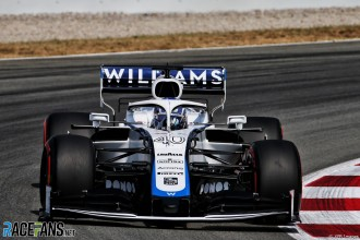 Roy Nissany, Williams F1 Team, FW43