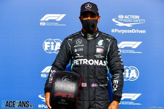 Pole Position : Lewis Hamilton (Mercedes AMG F1 Team)