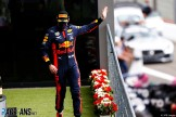 Third Place : Max Verstappen (Red Bull Racing)