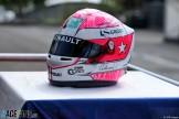 Anthoine Hubert's Helmet