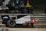 The Crash of Romain Grosjean, Haas F1 Team, VF20