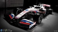 Haas F1 Team V21