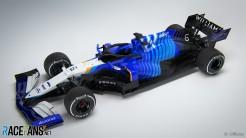 Williams F1 Team FW34B
