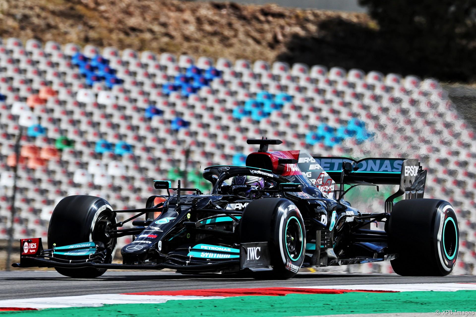 Lewis Hamilton, Mercedes AMG F1 Team, F1 W12