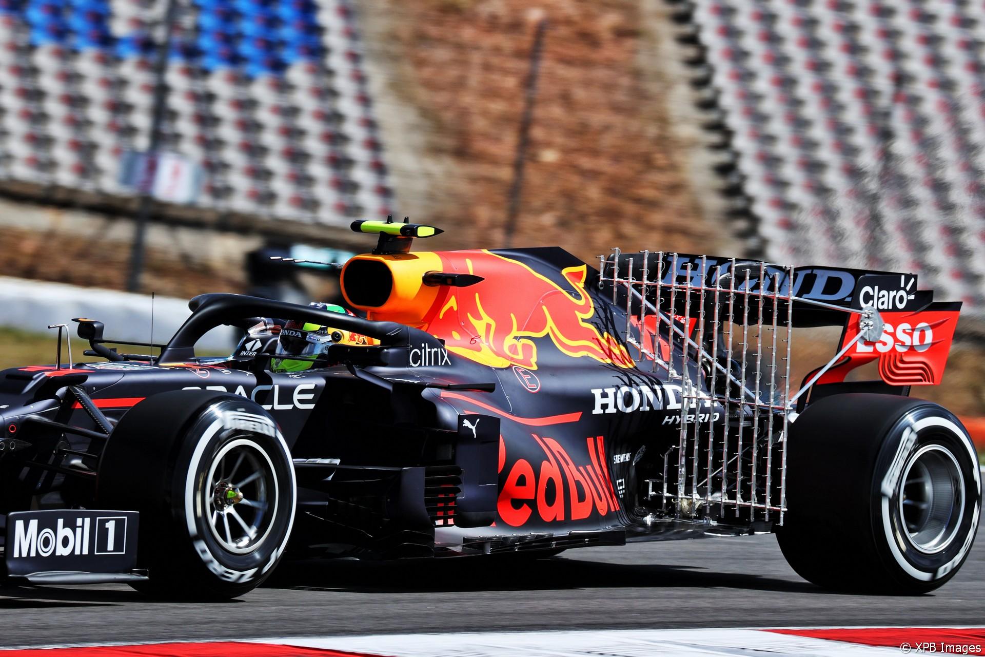 Sergio Pérez, Red Bull Racing, RB16B