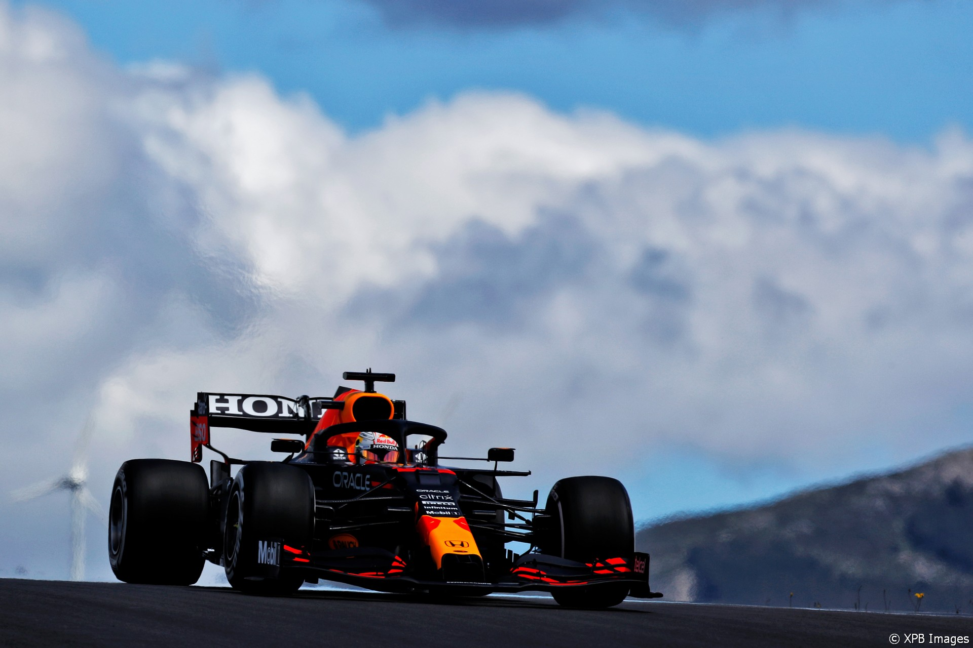 Max Verstappen, Red Bull Racing, RB16B