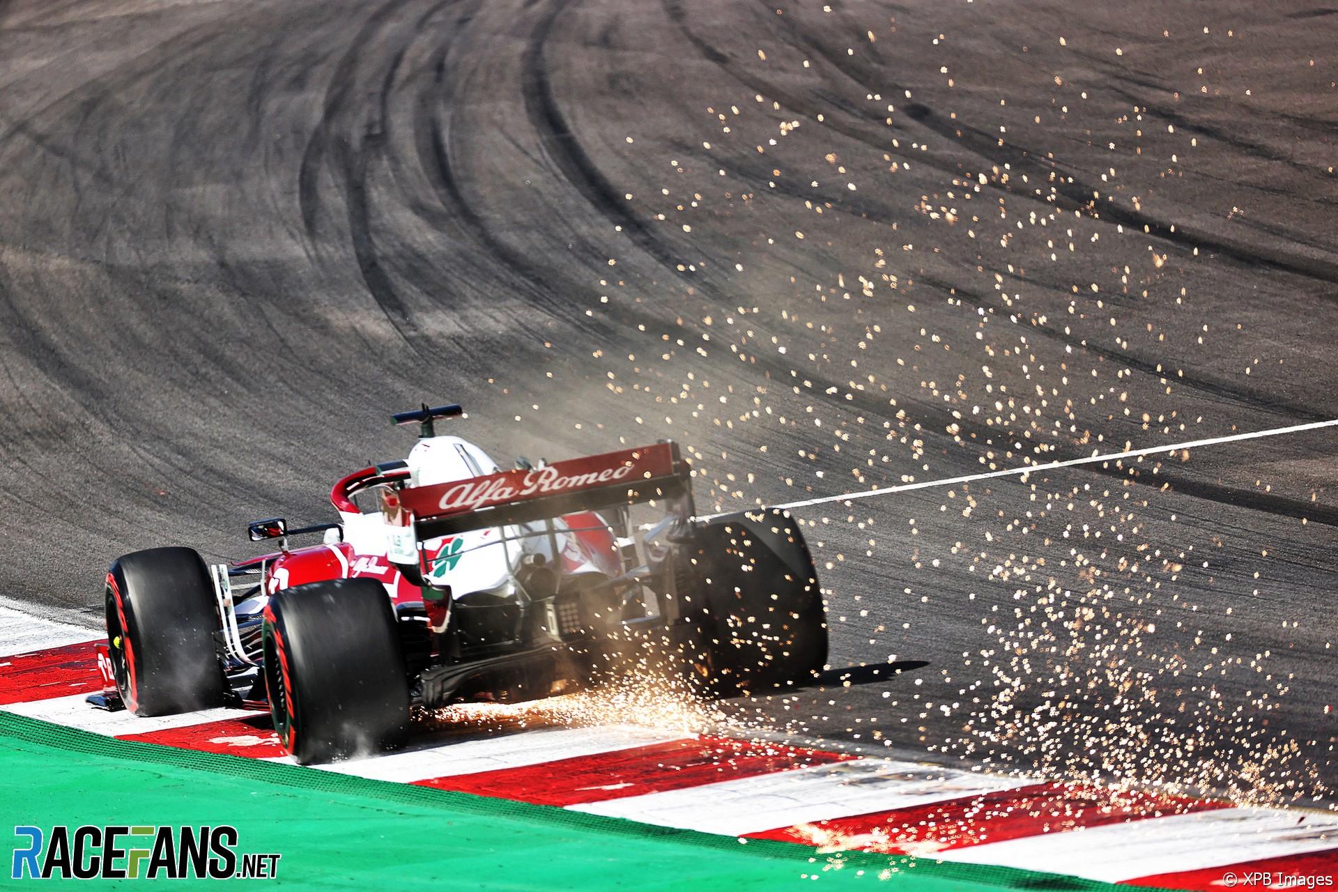 Kimi Räikkönen, Alfa Romeo Racing, C41
