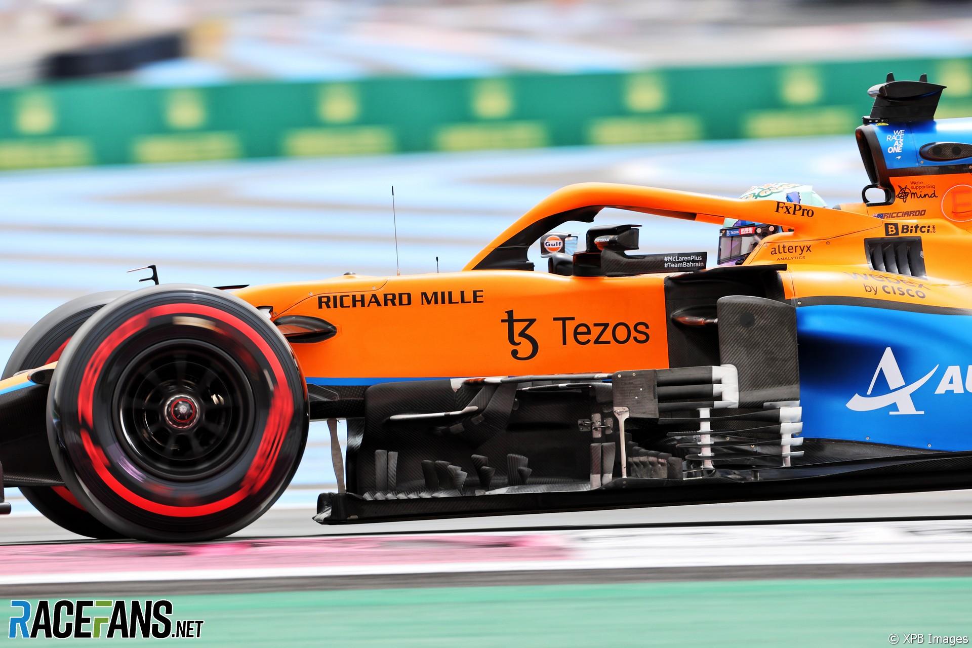 Daniel Ricciardo, McLaren F1 Team, MCL35M