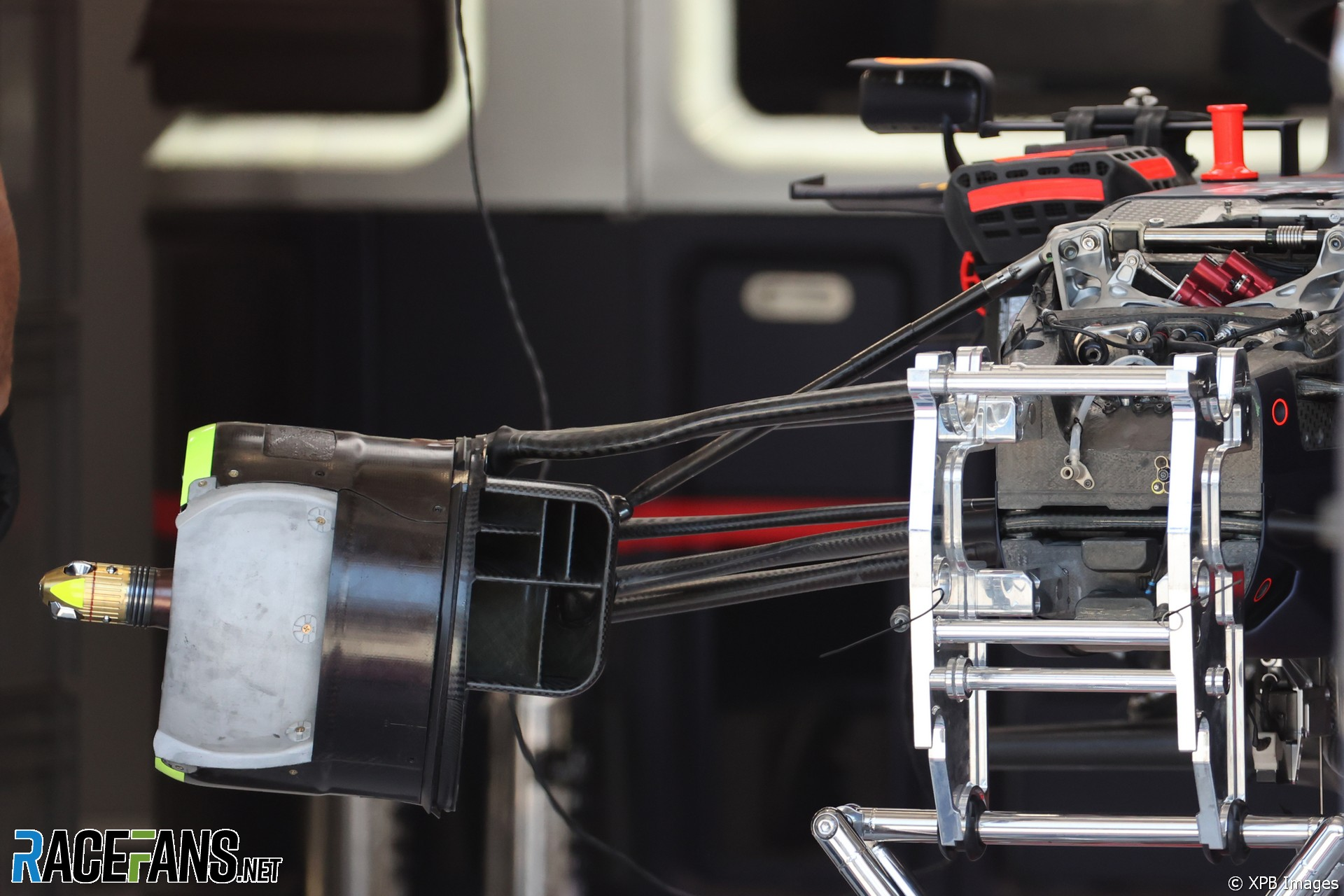 A Detail for the Red Bull Racing RB16B