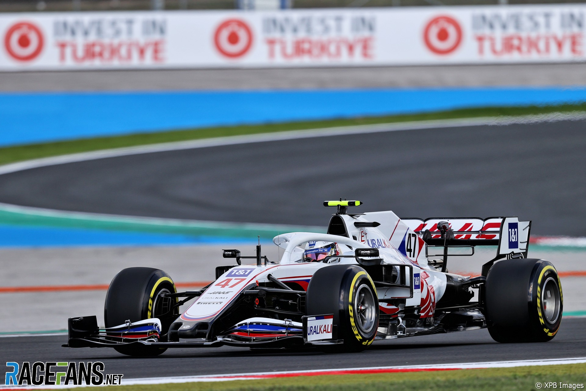 Mick Schumacher, Haas F1 Team, VF21