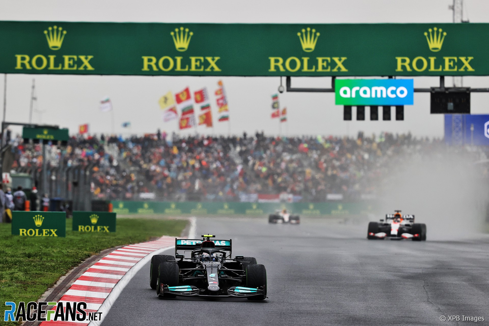 Valtteri Bottas, Mercedes AMG F1 Team, F1 W12